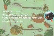 20 Minute Fitness Podcast MCTs Ketone Supplements